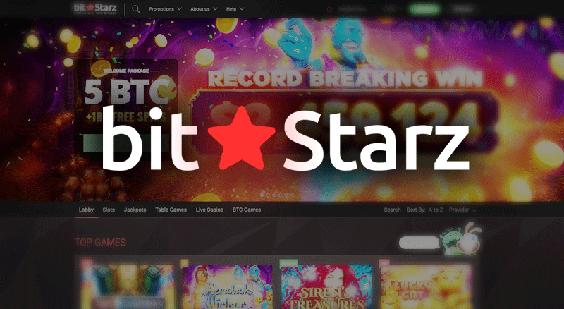 BitStarz review image