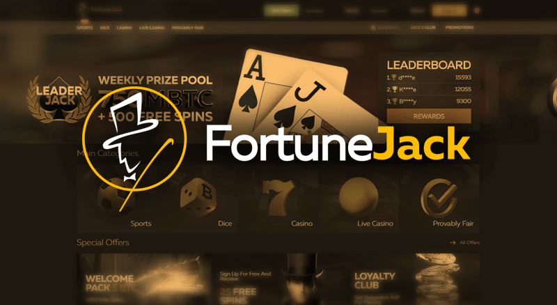 FortuneJack review image